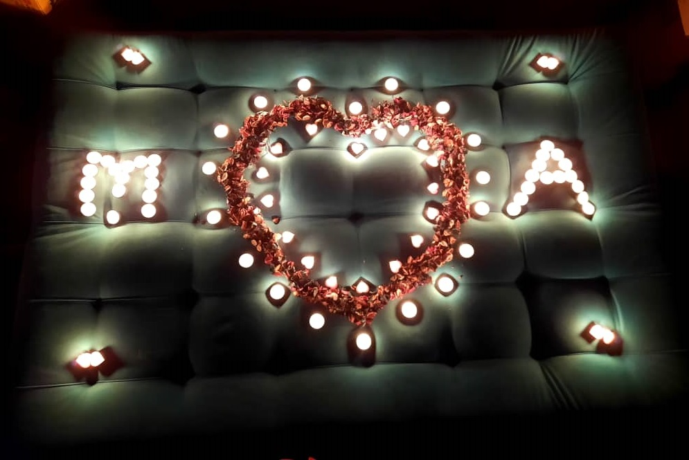 پک رمانتیک و عاشقانه - سورپرایز عاشقانه - آنلاین کاندوم